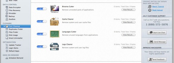 mackeeper cleaner